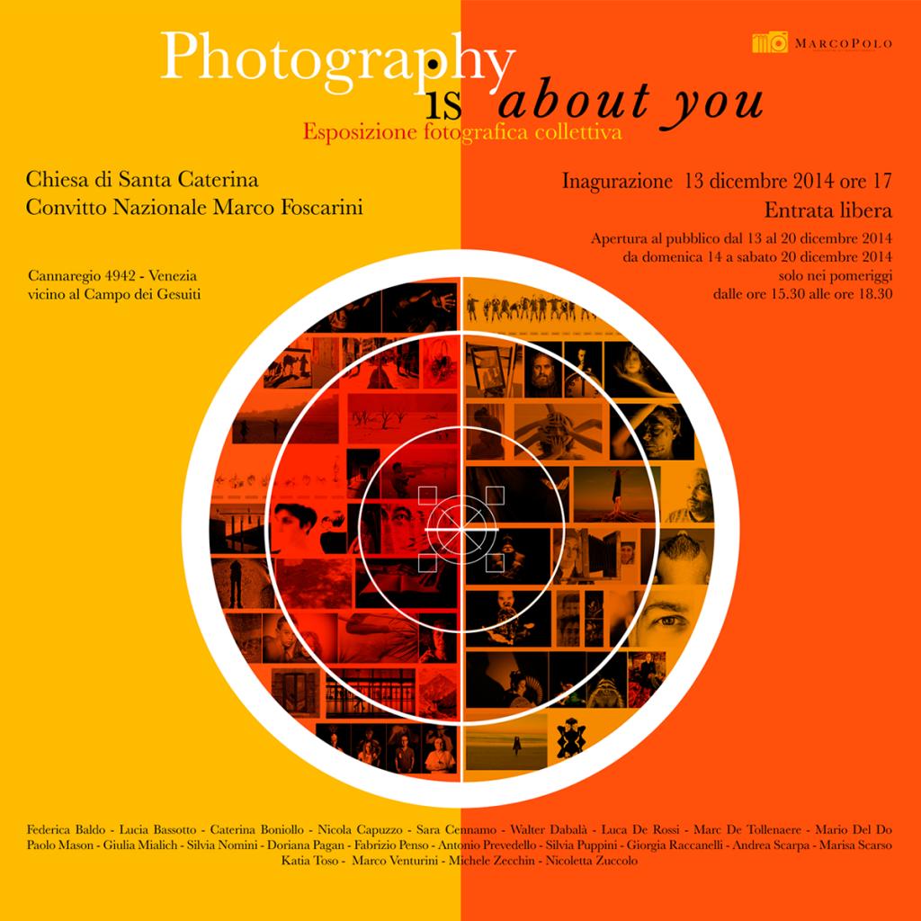 Esposizione fotografica collettiva di Marco Polo Associazione Fotografica