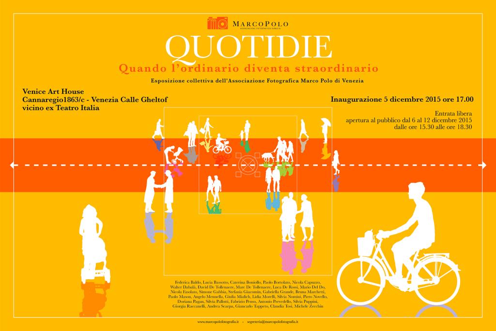 QUOTIDIE - Quando l'ordinario diventa straordinario