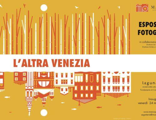 L'Altra Venezia esposta a Laguna Libre