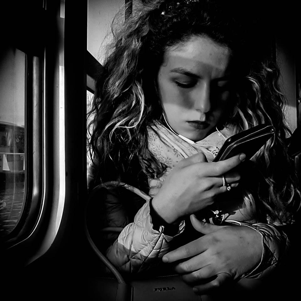 Marisa Scarso - Ritratti a luce naturale