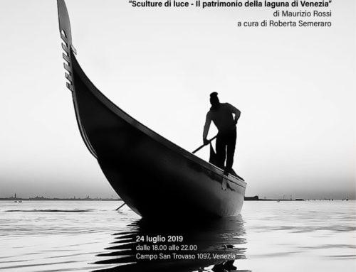 Maurizio Rossi: Sculture di luce