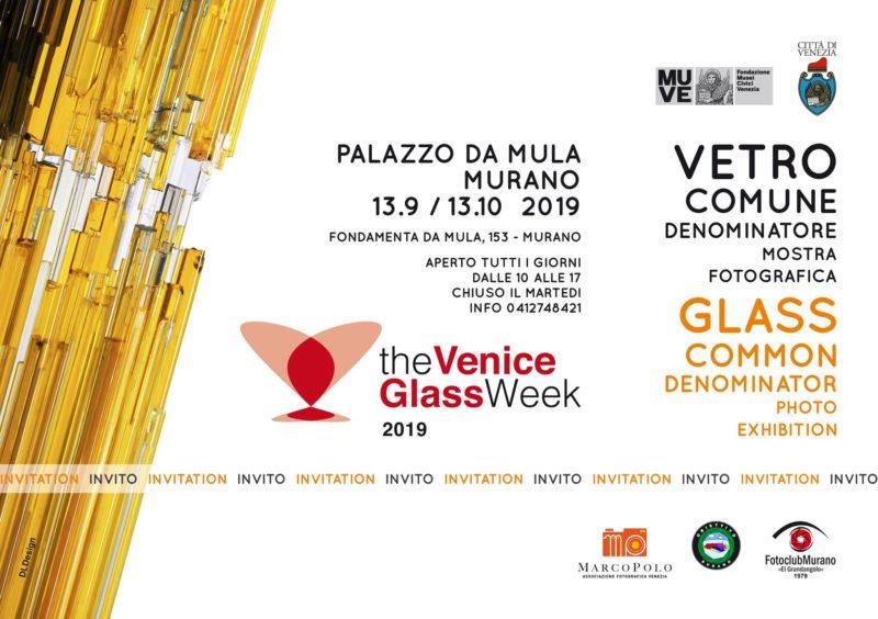 Glassweek 2019 - poster
