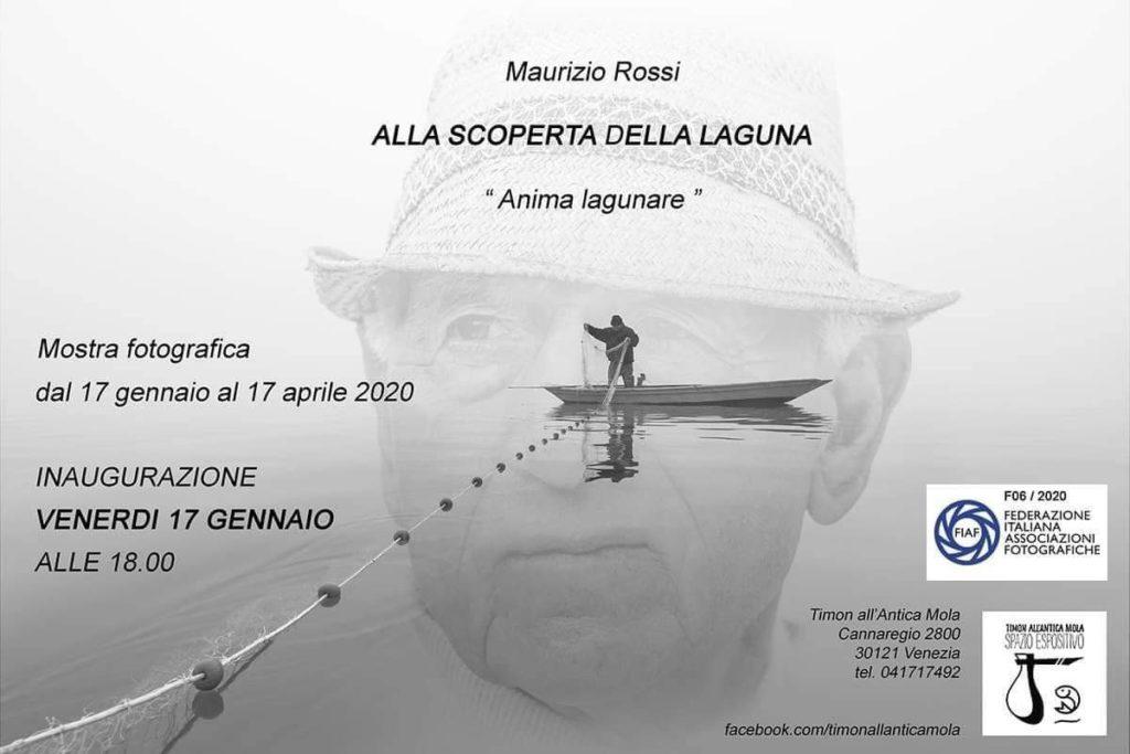 Maurizio Rossi - Alla scoperta della laguna