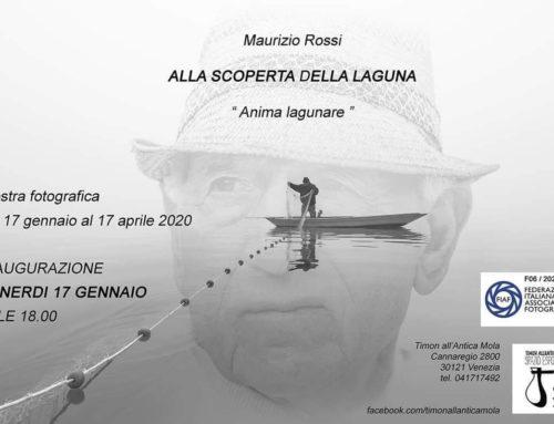 Maurizio Rossi: Alla scoperta della laguna – Anime lagunare
